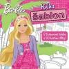 Barbie - Kniha šablon