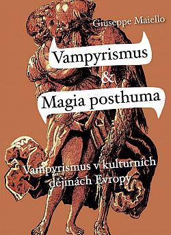 Vampyrismus a Magia posthuma obálka knihy