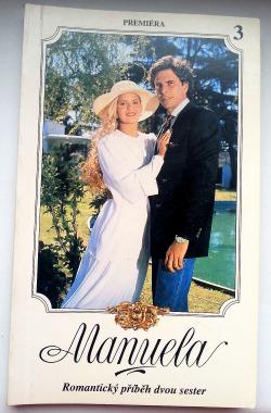 Manuela (3) : Romantický příběh dvou sester obálka knihy