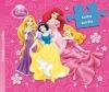 Disney princezny - Kniha puzzle