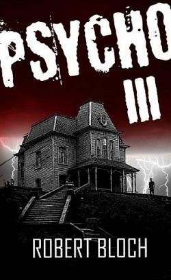 Psycho III obálka knihy