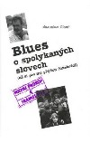 Blues o spolykaných slovech obálka knihy