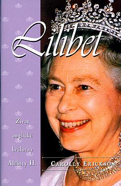 Lilibet obálka knihy