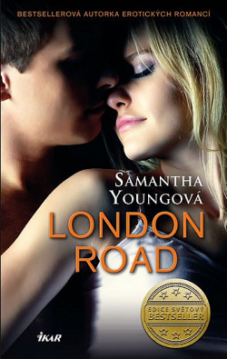 London Road obálka knihy