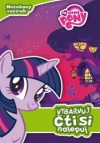 My Little Pony - Nečekaný večírek - Vybarvuj, čti si, nalepuj