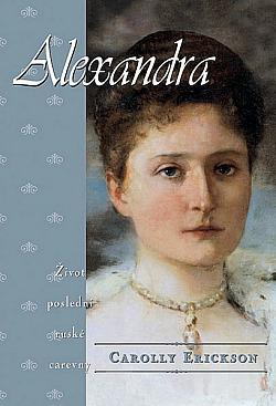 Alexandra obálka knihy