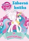 My Little Ponny - Zábavná knížka se samolepkami