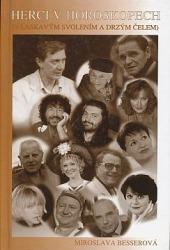 Herci v horoskopech (s laskavým svolením a drzým čelem) obálka knihy