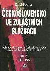 Československo ve zvláštních službách IV.