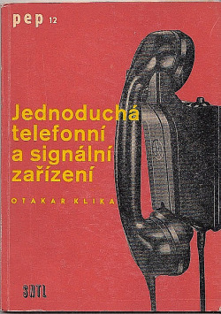 Jednoduchá telefonní a signální zařízení obálka knihy