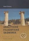 Analytické filozofické skúmania obálka knihy
