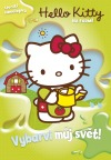 Hello Kitty - Omalovánky - Na farmě