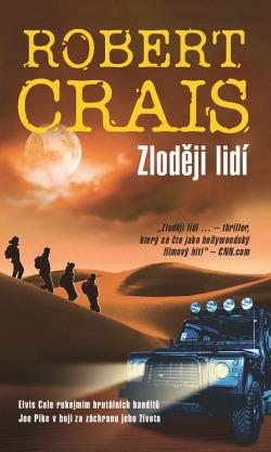 Zloději lidí - román autora, kterého opravdu ráda čtu