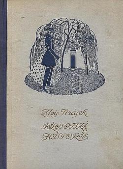 Filosofská historie obálka knihy