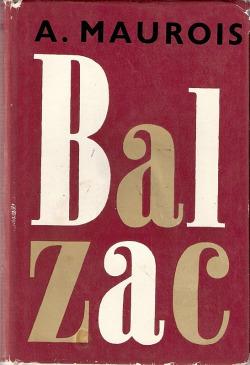 Prométheus aneb život Balzacův obálka knihy