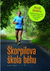 Škorpilova škola běhu obálka knihy