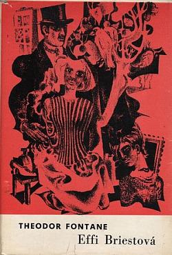 Effi Briestová obálka knihy