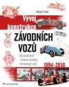 Vývoj konstrukce závodních vozů obálka knihy