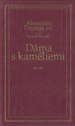 Dáma s kaméliemi obálka knihy