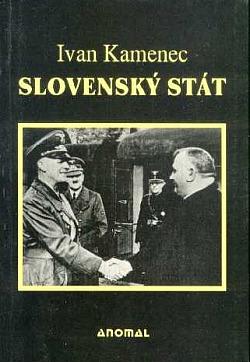 Slovenský stát (1939 - 1945) obálka knihy