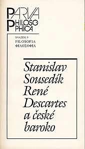 René Descartes a české baroko obálka knihy