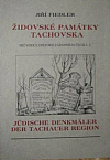 Židovské památky Tachovska