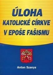 Úloha katolické církve v epoše fašismu obálka knihy