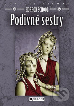 Podivné sestry obálka knihy