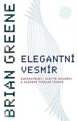 Elegantní vesmír obálka knihy