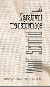 Narativní transformace obálka knihy