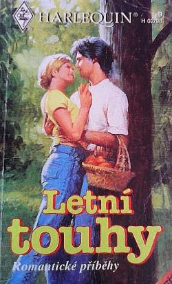 Letní touhy: Miluj mě něžně / Kovboj a jižanská kráska obálka knihy