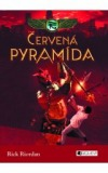 Červená pyramída obálka knihy
