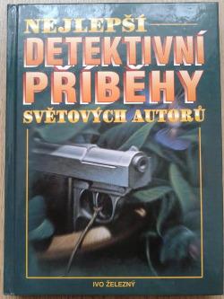 Nejlepší detektivní příběhy světových autorů obálka knihy