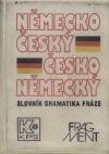 Německo-český,česko-německý slovník