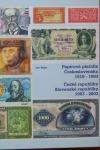 Papírová platidla Československa 1919-1993, České republiky, Slovenské republiky 1993-2003