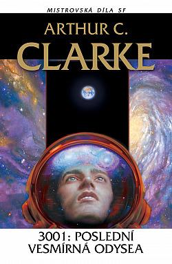 3001: Poslední vesmírná odysea obálka knihy