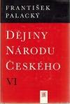 Dějiny národu českého VI