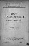 Ženy o Thesmoforiích