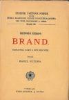 Brand: dramatická báseň o pěti dějstvích