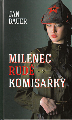 Milenec rudé komisařky obálka knihy