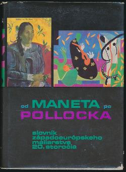 Od Maneta po Pollocka obálka knihy