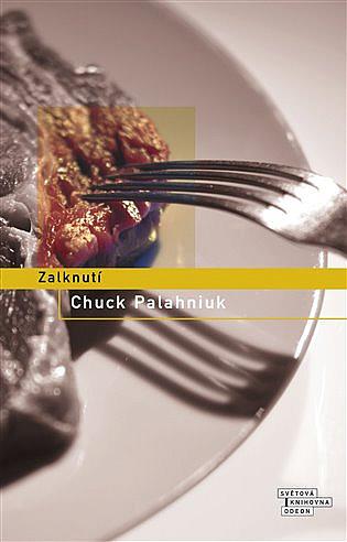 Kniha Zalknutí (Chuck Palahniuk)