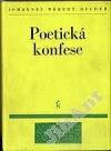 Poetická konfese