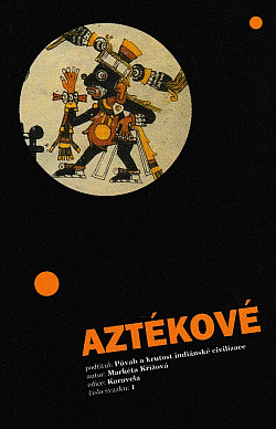 Aztékové obálka knihy