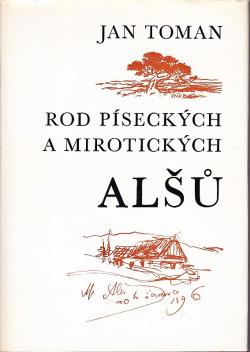 Rod píseckých a mirotických Alšů obálka knihy