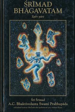 Šrímad Bhágavatam 5 obálka knihy