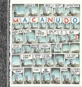Macanudo 5 obálka knihy