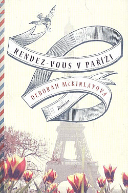 Rendez-vous v Paříži obálka knihy
