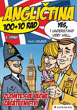 Angličtina - zlomte své věčné začátečnictví obálka knihy