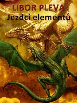 Jezdci elementů obálka knihy